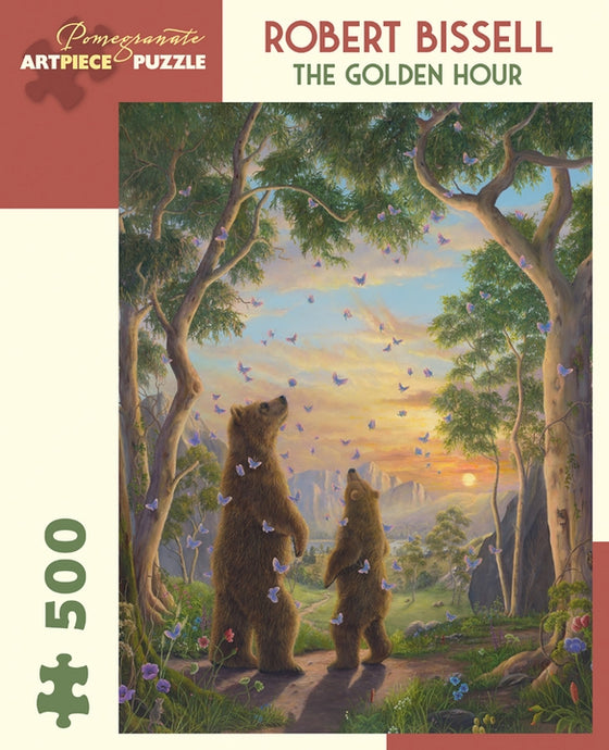 Jigsaw Puzzle Bissell The Golden Hour - 500 Piece