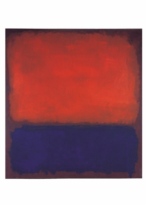 Note Card Folio Rothko