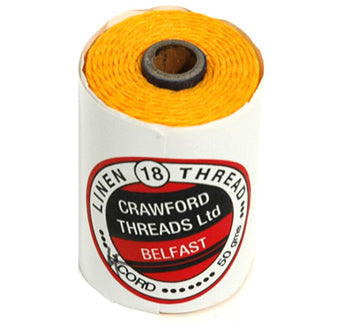 Waxed Thread Autumn Yellow