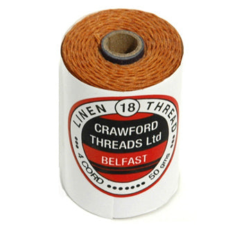 Waxed Thread Butterscotch