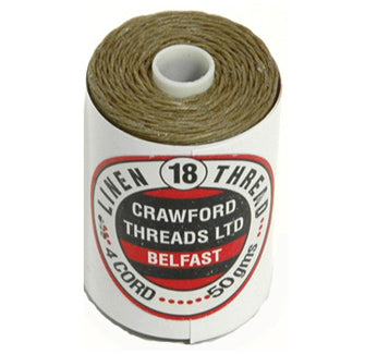 Waxed Thread Olive