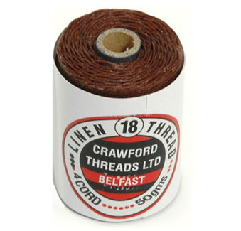 Waxed Thread Walnut