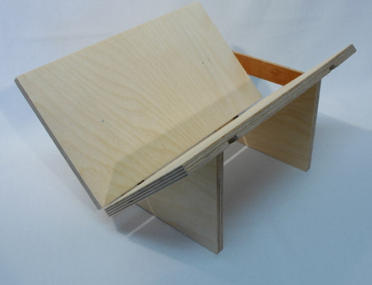 Sewing Cradle Birch