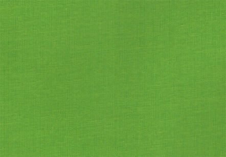 Starched Linen Bookcloth Lime (Kennett)