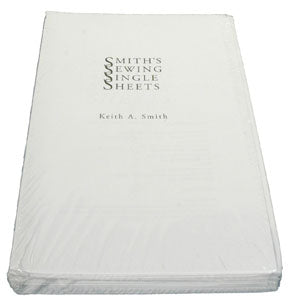 Unsewn Signatures - Single Sheet Sewings, Keith Smith