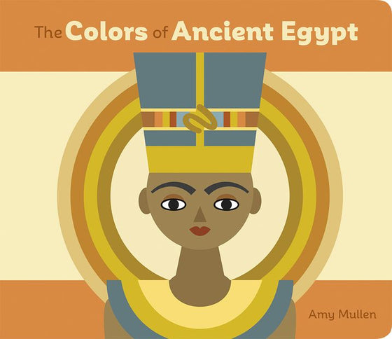 Board Book Colors of Ancient Egypt