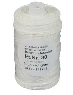 Sewing Thread Linen 30/3 - Unwaxed