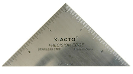 Triangle Stainless Steel 3""