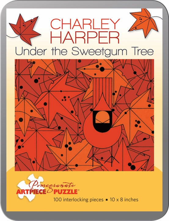 Jigsaw Puzzle Harper Under the Sweetgum Tree - 100 Piece