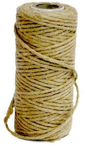 Linen Cord Thick 8 Ply - Full Spool
