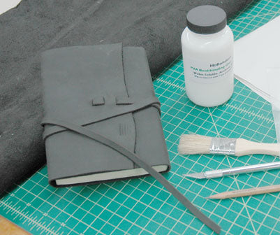 Kit - Complete Leather Journal Lined