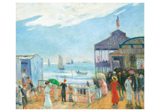 Boxed Cards William Glackens