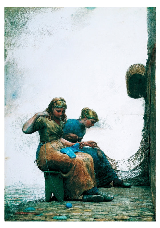 Boxed Cards Winslow Homer