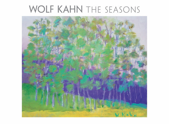 Boxed Cards Wolf Kahn Seasons