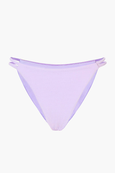 Double Strapped Triangle Bikini Bottom