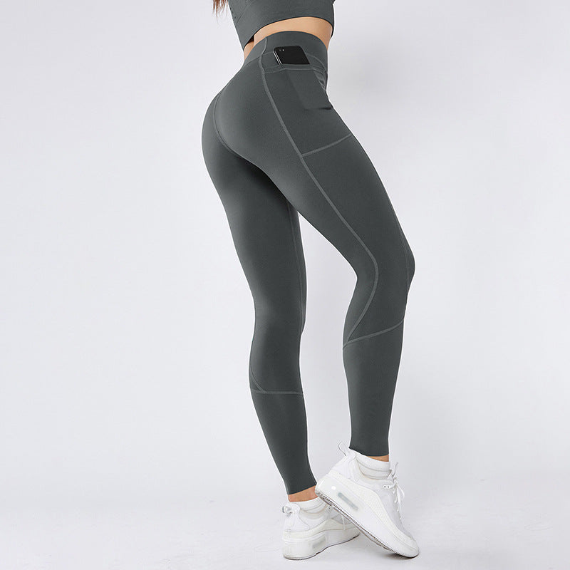 Out of Pocket High Waisted Legging