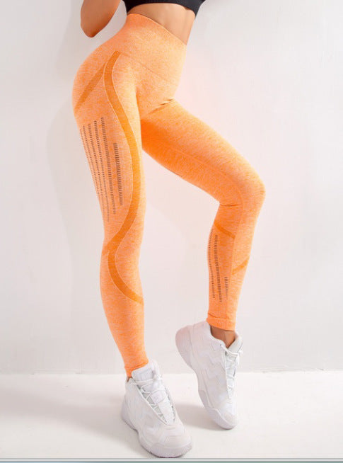 High Waisted Mesh Movement Legging
