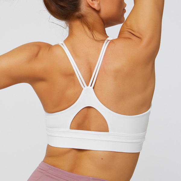 Crossback High Performance Sports Bra
