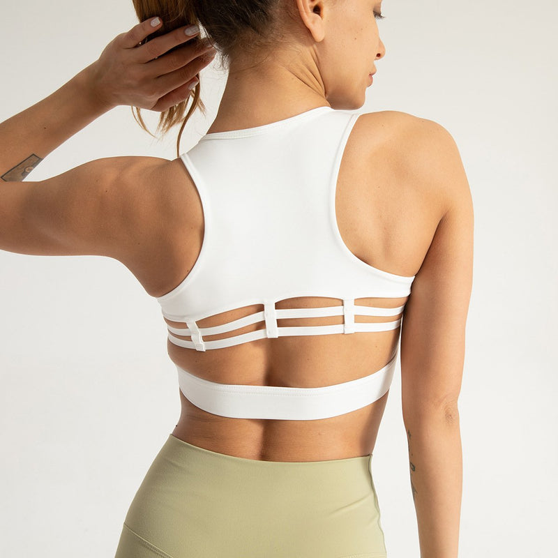 Take Control Racerback Sporty Bra