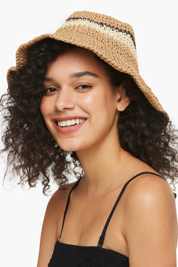 Summer Straw Hats-Foldable & Packable
