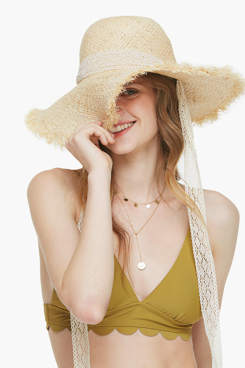 Elegant Summer Straw Hats