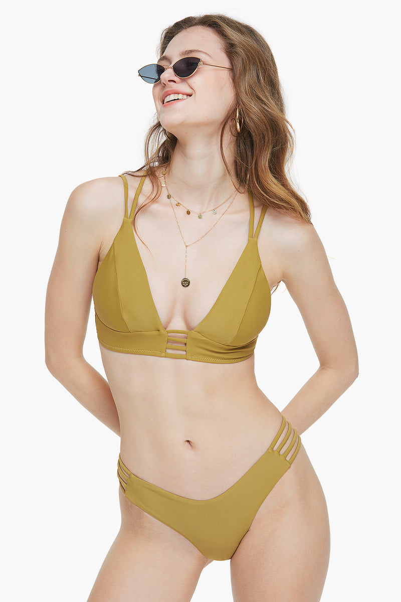 Make it Strappy Bikini Top