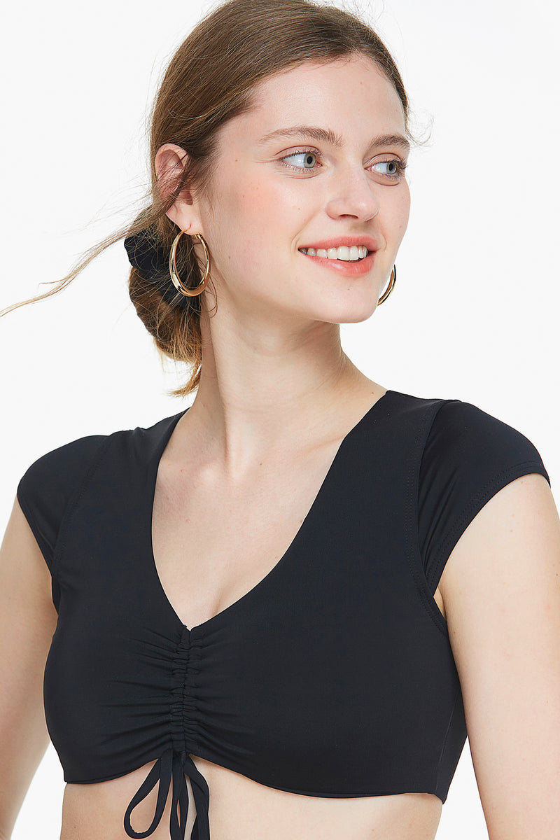 Light-weight Slim Hoop Earring