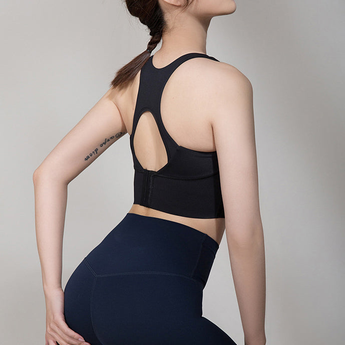 Active High Performance Racerback Sports Bra