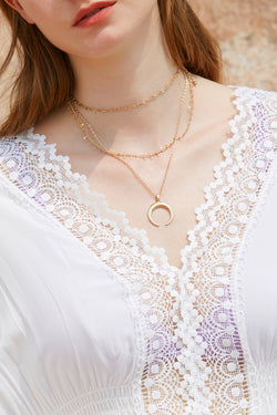 Elegant Layered Necklace