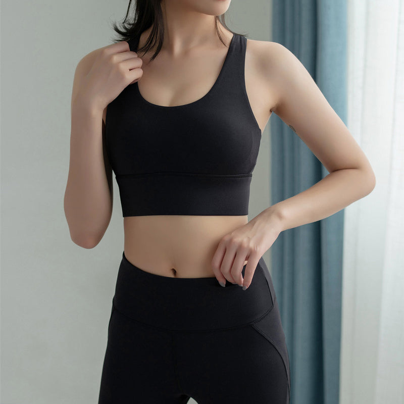 Active High Performance Sports Bra