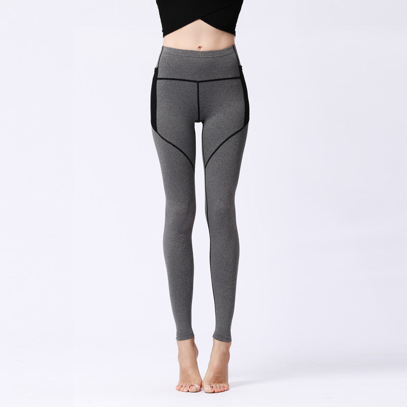 Magic Happens Side-pocket Tight Legging
