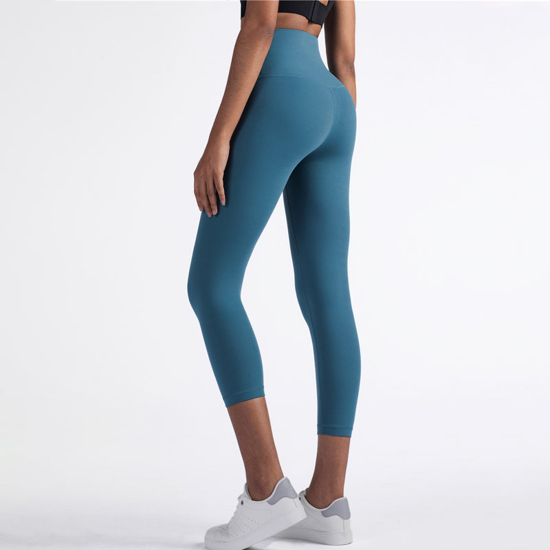 Ultra Soft Smooth High-Rise Cropped Legging