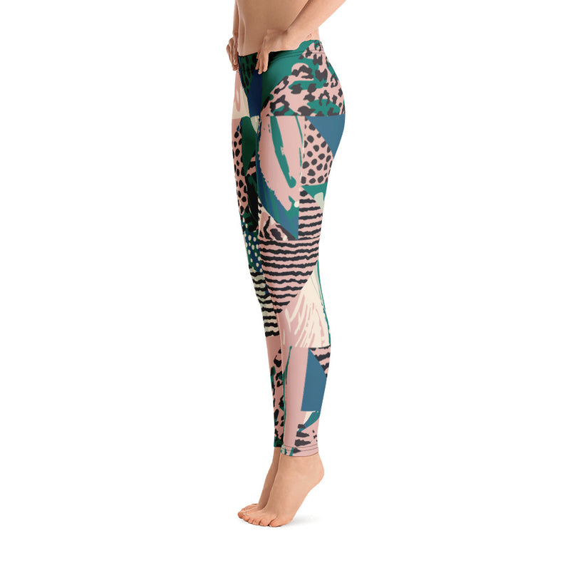 """Makawo"" Leggings"