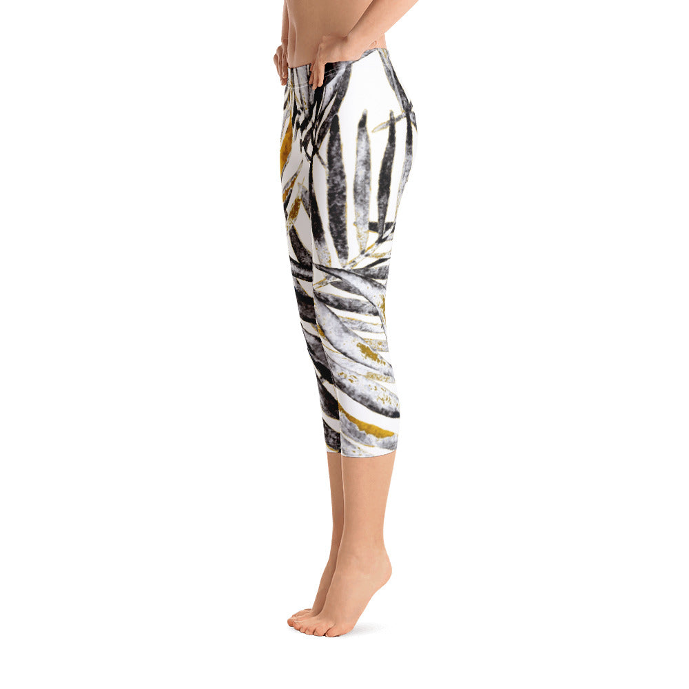 """Waipahu"" Cropped Leggings"