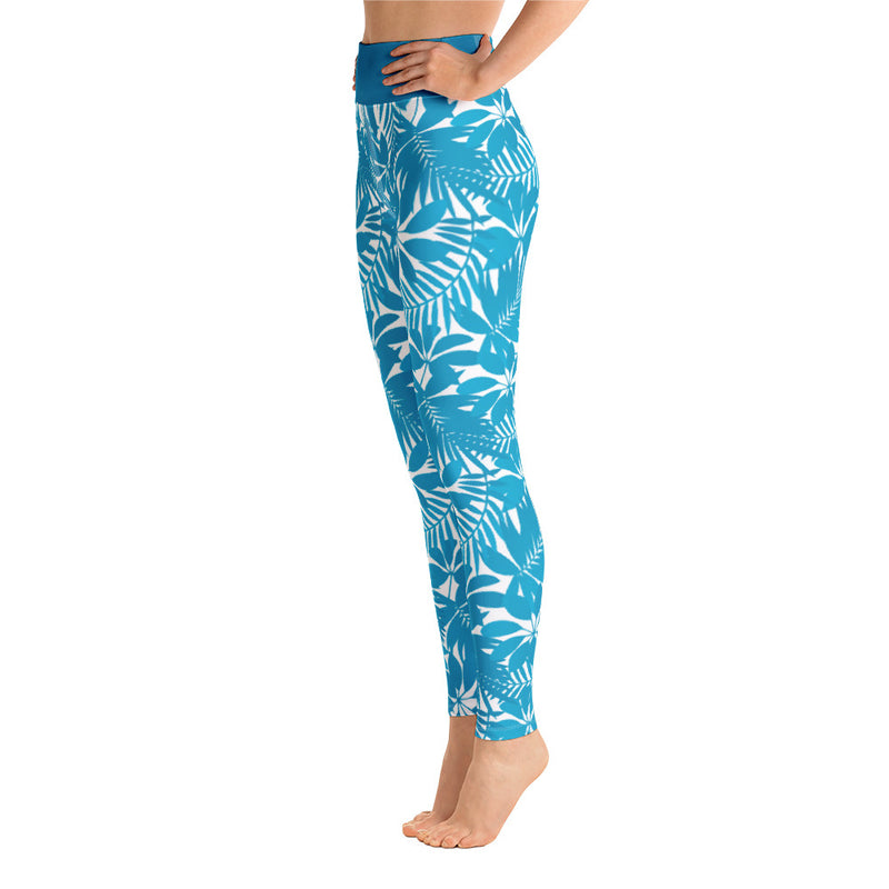 """Tahiti"" Yoga Pants"