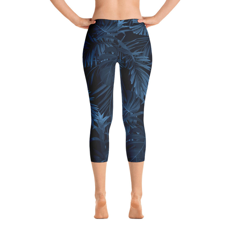 """Honokaa"" Cropped Leggings"