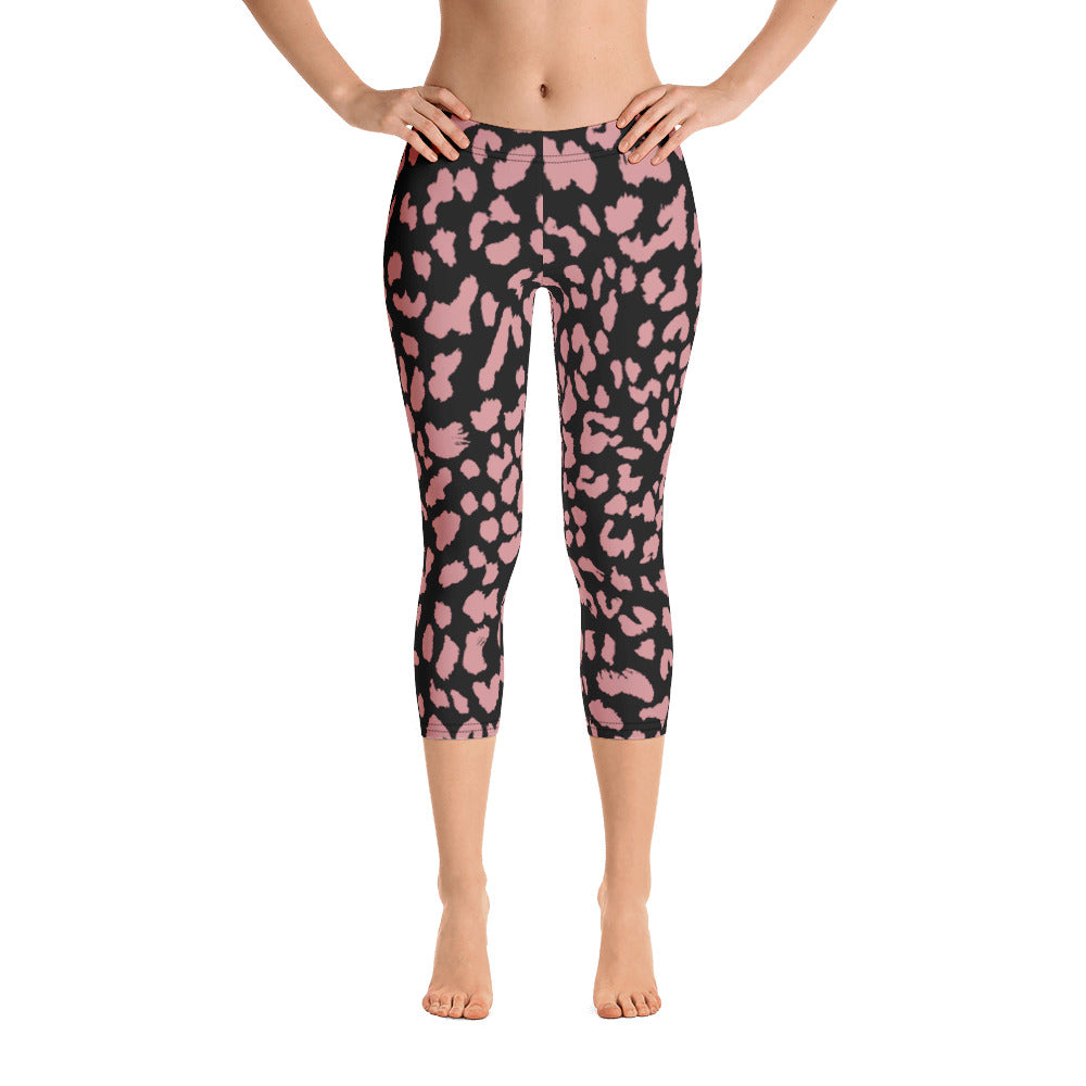 """Serengeti"" Cropped Leggings"