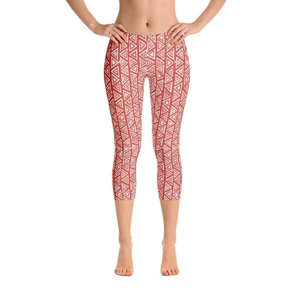 """Omaiu"" Cropped Leggings"