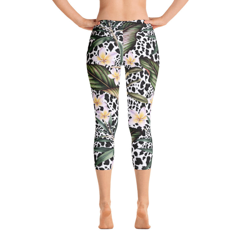 """Kalomo"" Cropped Leggings"