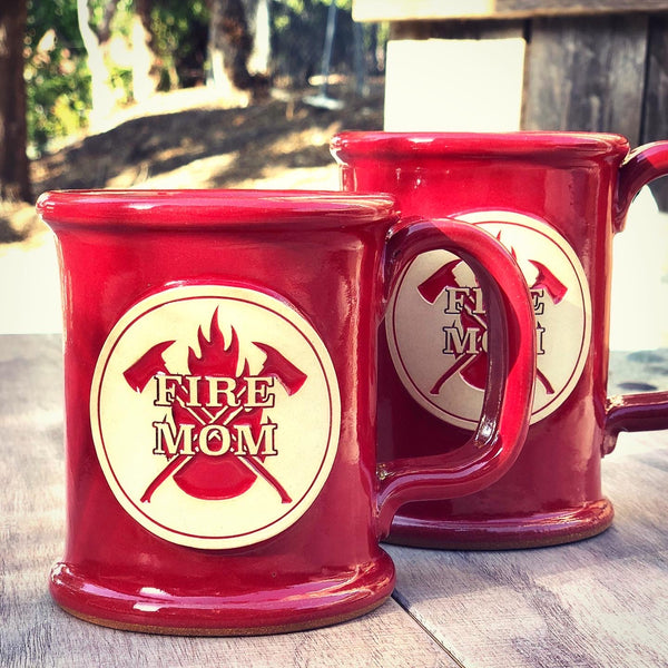 Fire Mom Mugs
