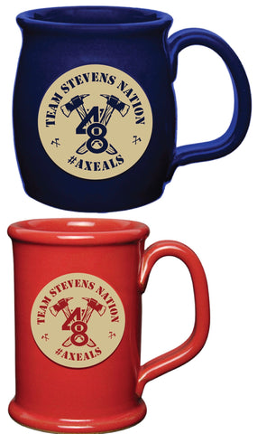 Fundraiser: Stevens Nation #AxeALS Mugs
