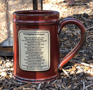 Firefighter's Prayer Mug