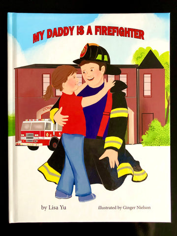 My Parent is a Firefighter Book