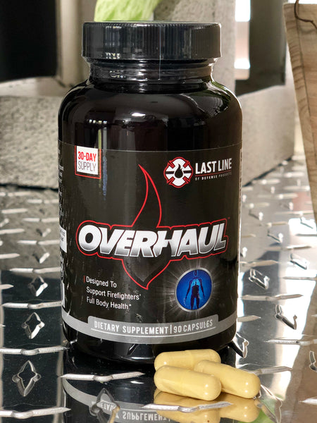 OVERHAUL™: Natural Detoxification Supplement