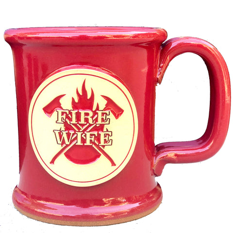 Fire Wife Mugs