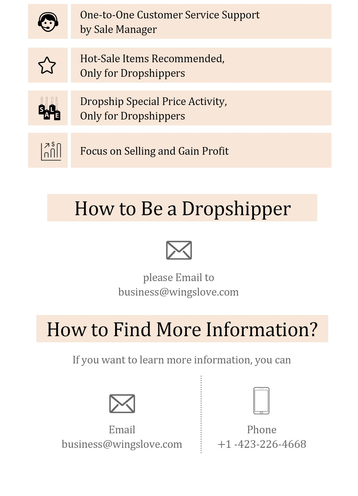 dropship program