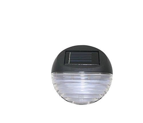 WANDLAMPE SOLAR SUPER LED 12 Stck 010446