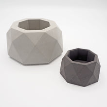 Load image into Gallery viewer, Large Geodesic Mini Pot