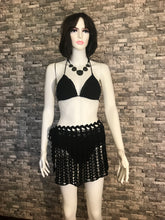 Load image into Gallery viewer, BIKINI SET & PAREO ,HANDMADE, CROCHET