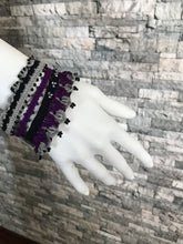 Load image into Gallery viewer, HANDMADE JEWELRY BRACELETS, NEEDLE POINT